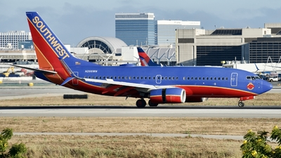A picture of N266WN - Boeing 7377H4 - Southwest Airlines - © Lynn Aisin-Gioro