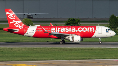 HS-BBC - Airbus A320-216 - Thai AirAsia