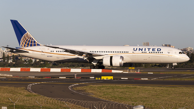 A picture of N26960 - Boeing 7879 Dreamliner - United Airlines - © MQ1131