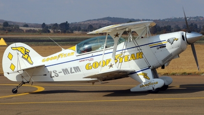 ZS-MZM - Pitts S-2B Special - Private