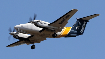 VH-ZCN - Beechcraft 200 Super King Air - Careflight