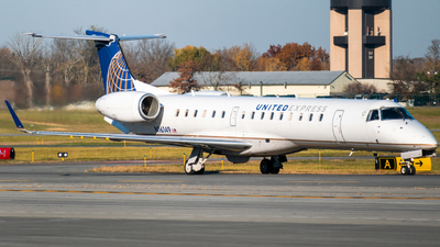 A picture of N16149 - Embraer ERJ145XR - United Airlines - © Hudson Garber