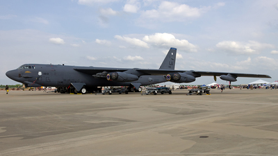 61-0013 - Boeing B-52H Stratofortress - United States - US Air Force (USAF)