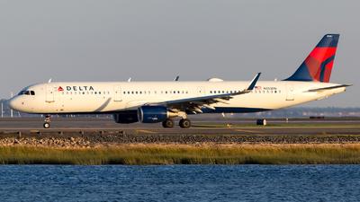 N353DN - Airbus A321-211 - Delta Air Lines