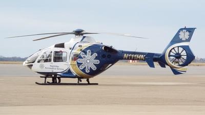 N111HN - Eurocopter EC 135P2+ - HealthNet Aeromedical Services