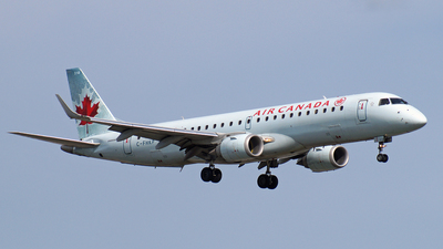 C-FHKP - Embraer 190-100IGW - Air Canada