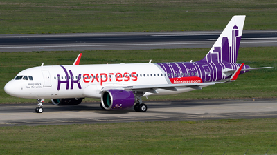 A picture of BLCV - Airbus A320271N - Hong Kong Express - © DN280