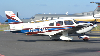 OE-KMA - Piper PA-28-181 Archer II - Private