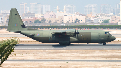 ZH879 - Lockheed Martin Hercules C.4 - United Kingdom - Royal Air Force (RAF)