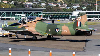 ZK-BAC - British Aircraft Corporation BAC 167 Strikemaster - Private
