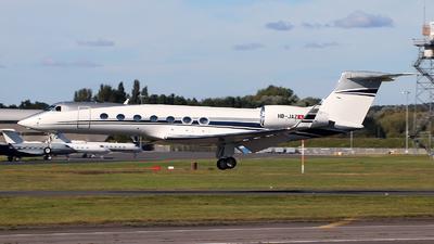 HB-JAZ - Gulfstream G550 - Jet Aviation Business Jets