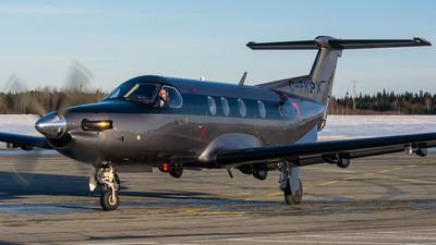 C-FKPX - Pilatus PC-12/45 - Private