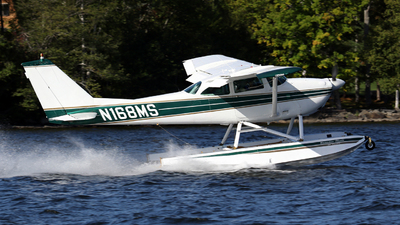 N168MS - Cessna 172D Skyhawk - Private