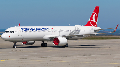 D-AVZI - Airbus A321-271NX - Turkish Airlines
