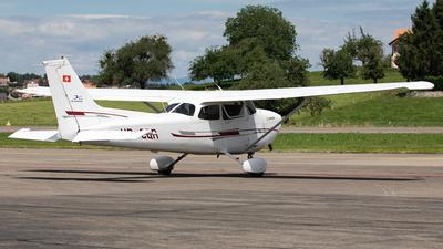 A picture of HBCQR - Cessna 172R Skyhawk - [17280506] - © Alexandre Fazan