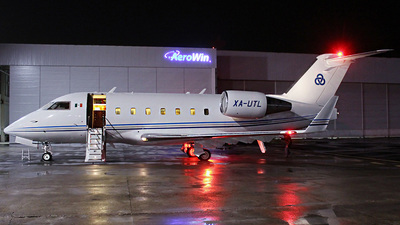 A picture of XAUTL - Bombardier CL601 Challenger - [5175] - © André DuPont (MAS Aviation Press)