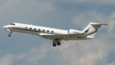 N34HS - Gulfstream G-V(SP) - Private
