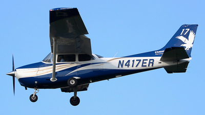 N417ER - Cessna 172S Skyhawk SP - Embry-Riddle Aeronautical University (ERAU)