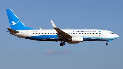 B-5476 - Boeing 737-85C - Xiamen Airlines