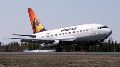 C-GNWN - Boeing 737-210C(Adv) - First Air