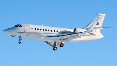 LN-RTO - Dassault Falcon 2000LXS - Rely AS