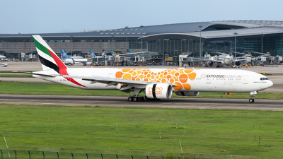 A6-ENR - Boeing 777-31HER - Emirates