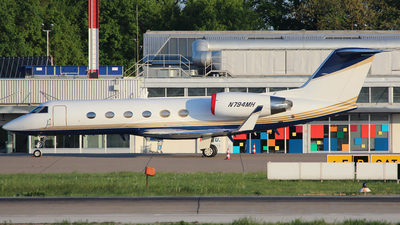N794MH - Gulfstream G-IV - Private