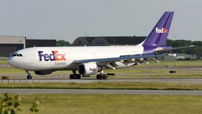 N733FD - Airbus A300B4-605R(F) - FedEx