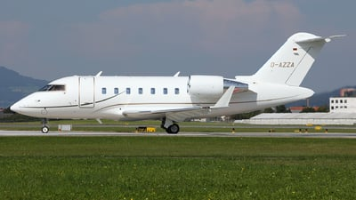 D-AZZA - Bombardier CL-600-2B16 Challenger 605 - DC Aviation