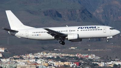 EC-INQ - Boeing 737-4Q8 - Futura International Airways