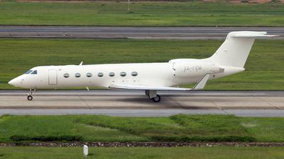 XA-FEM - Gulfstream G550 - Private