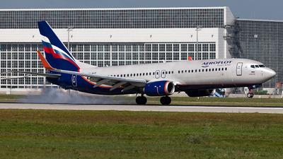 VP-BCF - Boeing 737-8LJ - Aeroflot