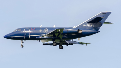 G-FRAU - Dassault Falcon 20C - Cobham Aviation Services