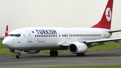 TC-JFD - Boeing 737-8F2 - Turkish Airlines