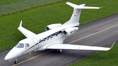 HB-VPR - Embraer 505 Phenom 300 - Private