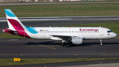 A picture of DABZK - Airbus A320216 - Eurowings - © Jan Rosskamp