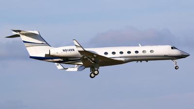 N814RR - Gulfstream G550 - Private