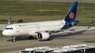 A picture of B320C - Airbus A320271N - Qingdao Airlines - © Austin_SA