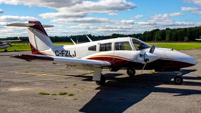 C-FZLJ - Piper PA-44-180 Seminole - Cornwall Aviation
