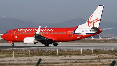 OO-VEH - Boeing 737-36N - Virgin Express