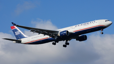 N276AY - Airbus A330-323 - US Airways