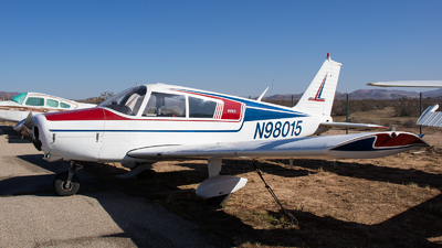 N98015 - Piper PA-28-140 Cherokee - Private