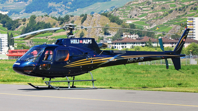HB-ZJR - Aérospatiale AS 350B3 Ecureuil - Heli Alps