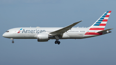 N807AA - Boeing 787-8 Dreamliner - American Airlines