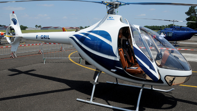 A picture of FGRIL - Guimbal Cabri G2 - [1006] - © Romain Salerno / Aeronantes Spotters