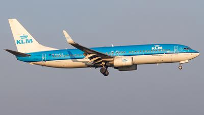 PH-BXK - Boeing 737-8K2 - KLM Royal Dutch Airlines