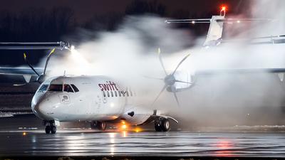 EC-MKE - ATR 72-212A(500)(F) - Swiftair