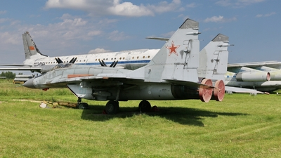 51 - Mikoyan-Gurevich MiG-29 Fulcrum - Russia - Air Force