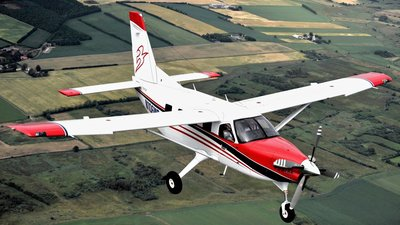 N106MF - Quest Aircraft Kodiak 100 - Mission Aviation Fellowship (MAF)