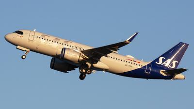 SE-ROX - Airbus A320-251N - Scandinavian Airlines (SAS)